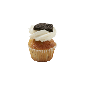 Mini Cookies n Cream Oreo Cupcake e1583926245546