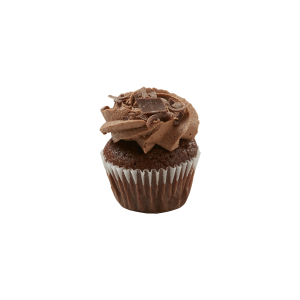 Mini Double Chocolate Cupcake e1583931458297