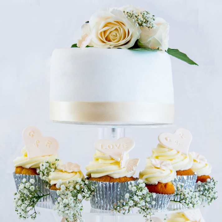 Wedding And Events Ten To Three Bakery Cupcakes Rotterdam