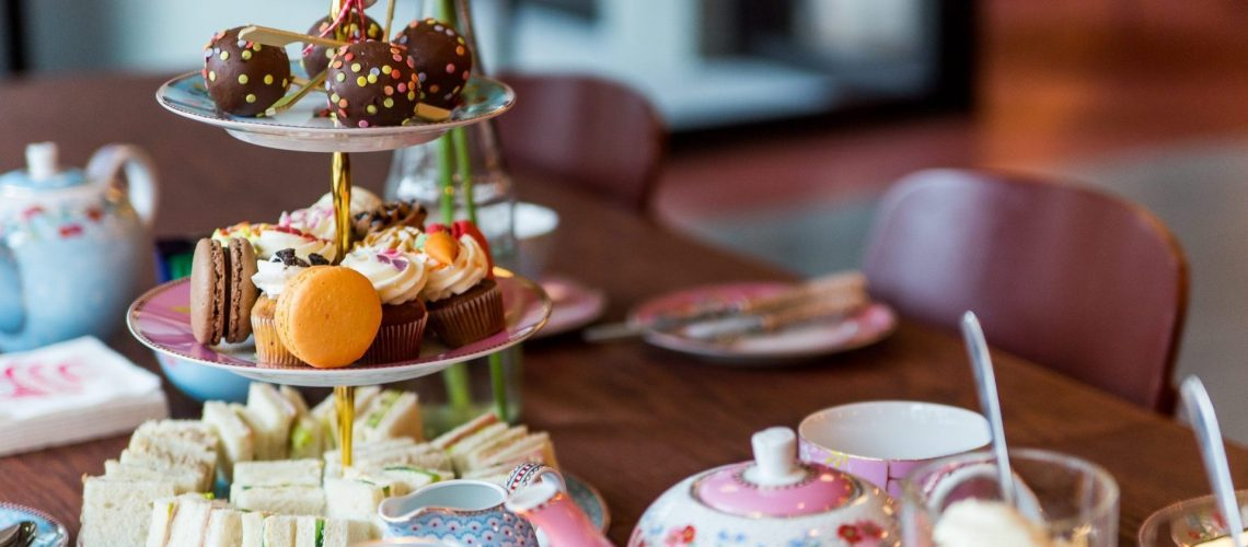 High Tea Delivery